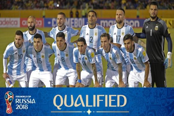 ทีมชาติอาร์เจนตินา