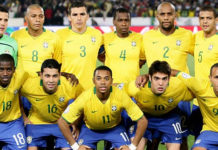 นักเตะทีมชาติบราซิล