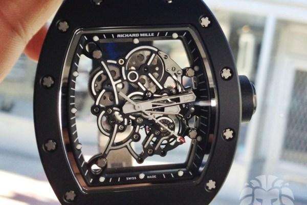Richard Mille RM 55