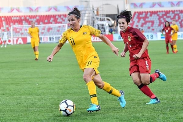 การแข่งขันฟุตบอลหญิงชิงแชมป์โลก