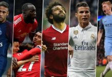 ทีมฟุตบอลที่ยิงประตูได้มากที่สุดในยุโรป