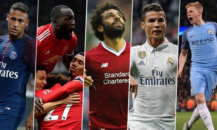 ทีมฟุตบอลมีมูลค่านักเตะสูงที่สุดในโลก